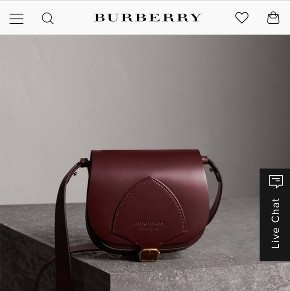 attractive style detailing find workmanship Authentic Burberry Crossbody Satchel